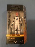 332nd Ahsoka's Clone Trooper   Star Wars: Black Series - Walmart Exclusive