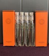 HERMES - HERMESSENCE 4x Hermes Muguet Porcelaine 4ml each, 16 ml total