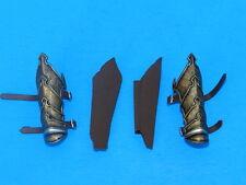 Hot Phicen Demon Huntress BRACERS FOREARM GUARDS spartan armor 1/6 Scale toys