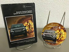 2000 2001 2002 Mercedes ML320 ML430 ML500 ML55 Navigation CD#4 AR LA MI OK TN TX