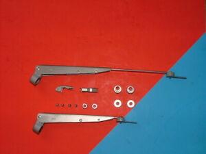 1953-1968 Jeep DJ3, DJ5, DJ7 Stainless Steel Wiper Arms Anco Brand Name