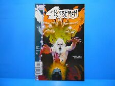 FOUR HORSEMEN #4 of 4 2000 DC Vertigo (V2K) Uncertified ROBERT RODI-w E. RIBIC-a