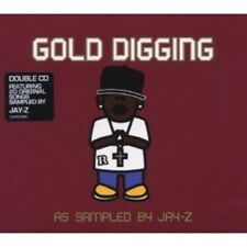 GOLD DIGGING-AS SAMPLED BY JAY-Z 2 CD NEW!