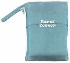 Aqua Pure Silk Sleeping Bag Liner Travel Camping Outdoor / Hostel Inner Sheet 1p