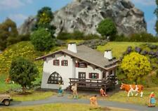 Faller HO Scale Building/Structure Kit Mountain Chalet Stucco House/Home