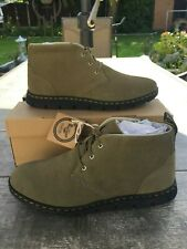 NEW DR. MARTENS LAWFORD BACKLINE MID SUEDE DESERT BOOTS, UK 6.5 EUR 40 RRP £115