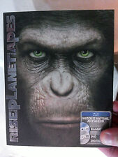 Rise Of The Planet Of The Apes -  Bluray, blu-ray (USA Import, Region A)