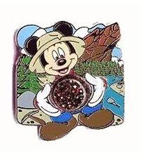 Mickey Gold Rush Pin ~Le Disney Dca California History Series