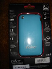 INCIPIO FEATHER ULTRA THIN CASE FOR IPHONE 3G & 3GS AQUA & 4