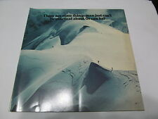 Yamaha 1974 Snow Ski Catalog Brochure Paramount Hi - Flex All - Around Floater