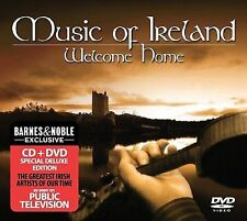 Music of Ireland - Welcome Home [Special Deluxe Edition CD & DVD] - Music