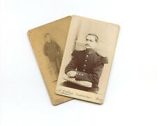 Vintage Photographs, Cartes de Visites, Portrait, Galbrun (Paris) & Ellison (QC)