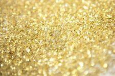 50g  Ultra Fine Glitter Light sand gold. nail body art, crafts size .008 Sale