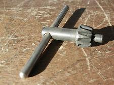 """NOS Delta p/n 955030818007 Drill Press Chuck Key 14-323 Jacobs K1 T-Handle 1/4"""""""