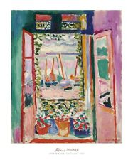 The Open Window, Collioure, 1905 by Henri Matisse Art Print 24x20 Poster