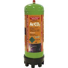 BOUTEILLE DE GAZ JETABLE ARGON / CO2 GYS 2.2 litres avec socle
