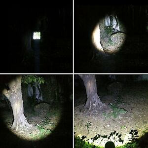 LED tactical torch - Juslink