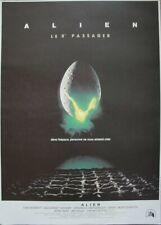 ALIEN LE 8ème Passager Affiche Cinema ROULEE 53x40 Movie Poster R1990