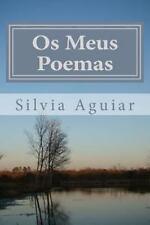 Os Meus Poemas by Silvia Aguiar (2014, Paperback)