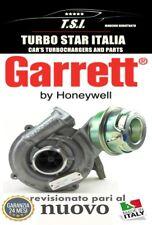 TURBINA GARRETT 799171  FIAT 500 PUNTO PANDA REVISIONATO GARANTITO