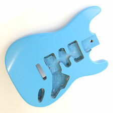 Daphne Blue alder guitar body for Stratocaster Strat