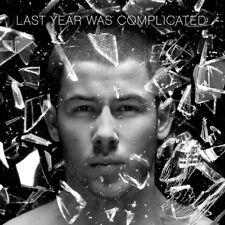 Nick Jonas - Last Year Was Complicated (NEW CD)