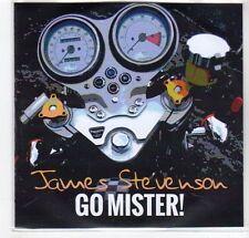 (GF28) James Stevenson, Go Mister! - 2014 DJ CD