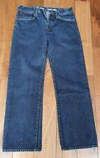 Paul Smith Rojo Oreja Jeans 33R-japonés Denim-Excelente Estado