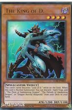 The King of D. - LC06-EN002  Ultra YUGIOH Legendary Collection Kaiba