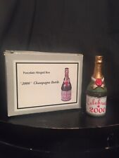Midwest Of Canon Falls 2000 Millennial Champagne Bottle Phb