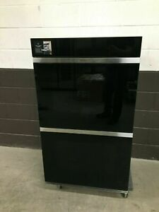 """Wolf DO30CM B - 30"""" M Series Contemporary Built-In Double Oven Black"""