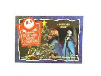 Nightmare Before Christmas Postcard Book 1993 30 Postcard Pictures Tim Burton