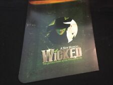 More details for wicked the musical london 2006 preview promo dvd rare.