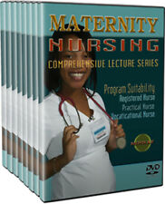 Nursing Maternity DVDs and Video Full Package