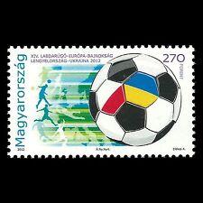 Hungary 2012 - European Football Championship Soccer Sports - Sc 4245 MNH