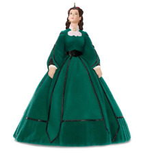 Hallmark 2018 Scarlett's Christmas Dress Gone With the Wind Ornament