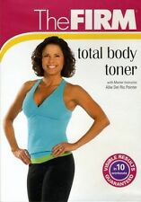 THE FIRM TOTAL BODY TONER EXERCISE DVD NEW SEALED WORKOUT