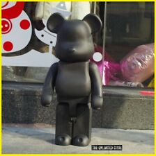400% Bearbrick Black Fashion Toy BE@RBRICK Action Figure {High Quality} 2020