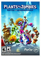 NEW - Plants vs. Zombies: Battle for Neighborville (PC DVD, 2019) Computer Game!