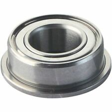 Modelcraft Radial Steel Ball Bearing with Flange 12 mm OD 8 mm Bore 3.5 mm Width