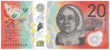 AUSTRALIA NEW $20 Dollars 2019 General Prefix 1 UNC Polymer Banknote - In Stock