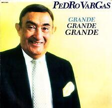 "PEDRO VARGAS - Grande Grande Grande 1986 (Vinile=M) LP 12"" RARISSIMO"