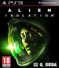 PS3 Spiel Alien Isolation Uncut NEU&OVP Playstation 3