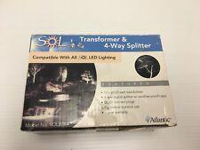 SOL Transformer & 4-way Splitter