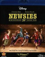 Newsies: 20th Anniversary [New Blu-ray] Anniversary Edition, Dubbed, Subtitled