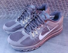 promo code 66ba6 84e7f Nike Air Max 2012 Mens Running Athletic Black Shoes 554886-001 Size 9