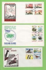 Cats Falkland Island Stamps