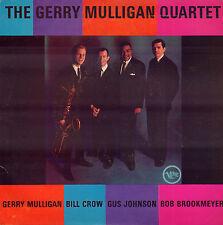 """GERRY MULLIGAN QUARTET – The Gerry Mulligan Quartet (1962 VINYL EP 7"""" HOLLAND)"""