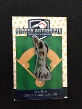 San Francisco Giants Willie Mays jersey lapel pin-#1 Collectible-The CATCH-1954