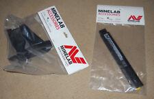Minelab Metal Detector Armrest Kit # 3011-0147 & AA Battery Holder # 3011-0170